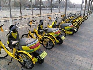 又被地方叫停 共享电单车大限将至?
