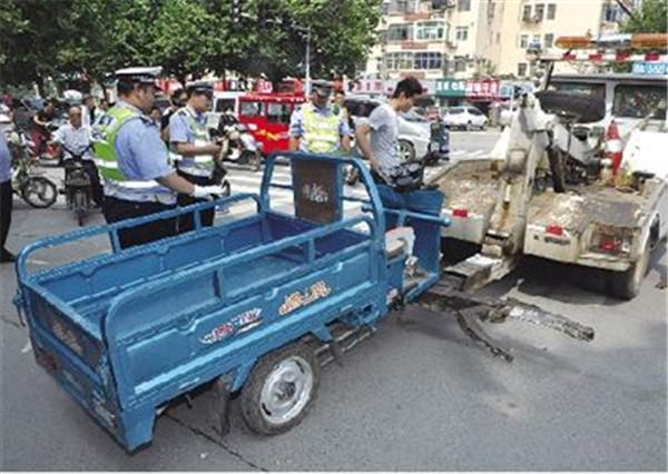 又一城市限行!枣庄开启电动车专项整治活动