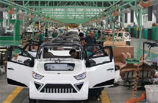 世界电动车市场中国占据半壁江山 超过欧日美总和