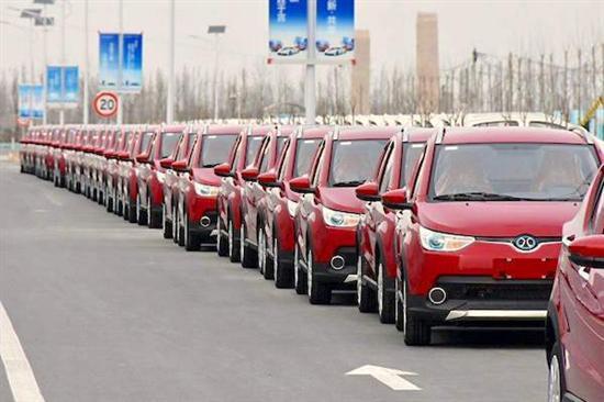 5月全球电动车销量 第二名有点意外?