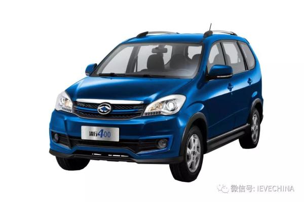 为突破而生,清行400亮相中国新能源汽车第一展