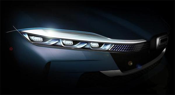 观致北京车展发布5G智能电动轿跑概念车