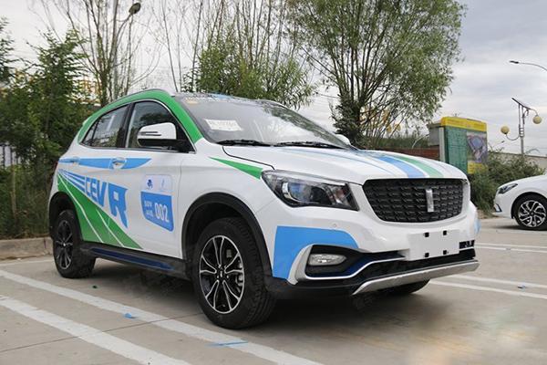 变更企业名 御捷划分高/低速电动车业务