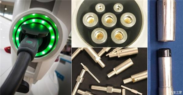 防止易损 新技术提升电动车充电口寿命