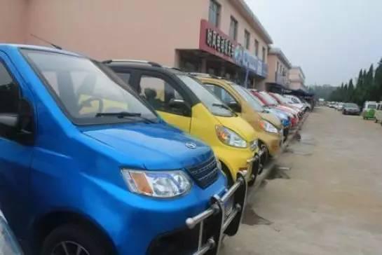 年产400万辆市场规模 低速电动车市场空间庞大!