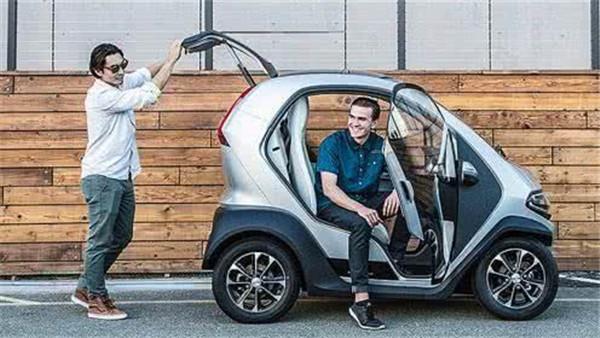 全球最小电动车,续航137公里,这下不怕堵车了