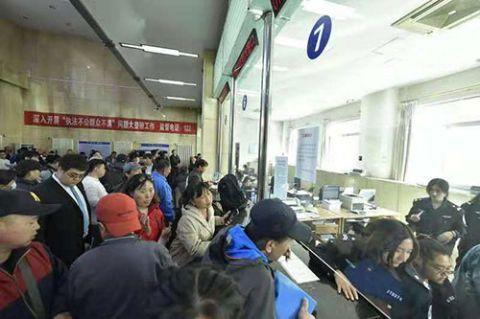 北京31日前均可免费办理牌照 交警提醒切勿扎堆办理!