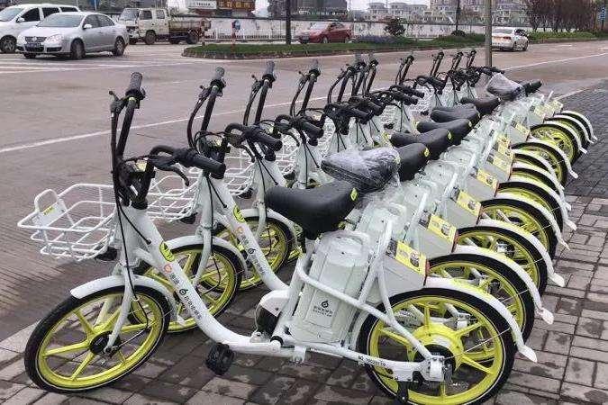 利好!北京明确禁止共享电动车发展!