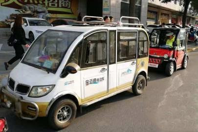 西安老年代步车上路一律暂扣 无照驾驶将被拘留!