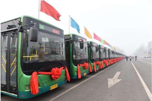 江西赣州力推公交新能源化 新能源占比公交车总数53%