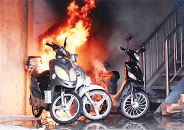 预警!北京消防提醒市民小心电动车火灾