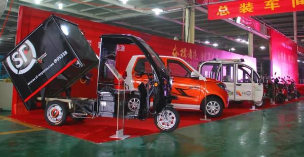 加快增强自主创新能力和实力 金彭开启电动车全品类锂电时代
