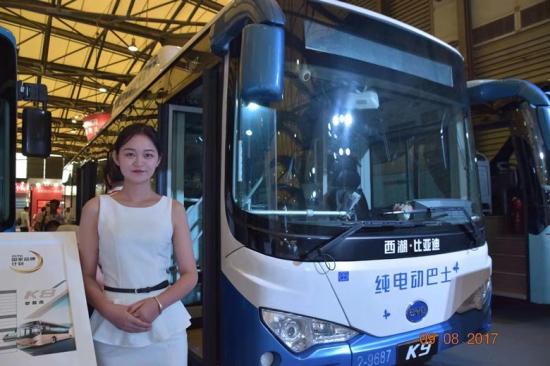 """精英荟萃 厉兵秣马""""BUS EXPO 2018上海国际客车展""""即将璀璨启幕"""