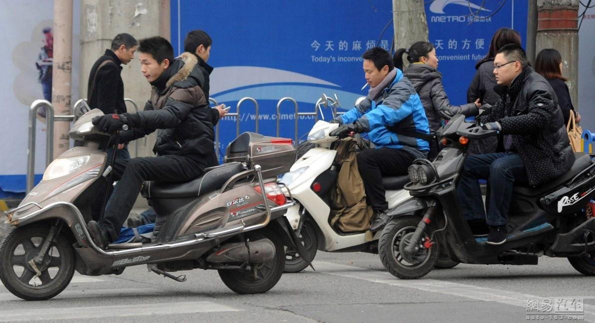 泰安市工商局:7批次电动自行车抽检不合格