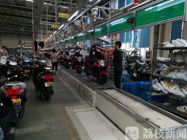 江苏整治电动自行车 抽查总体合格率68.34%