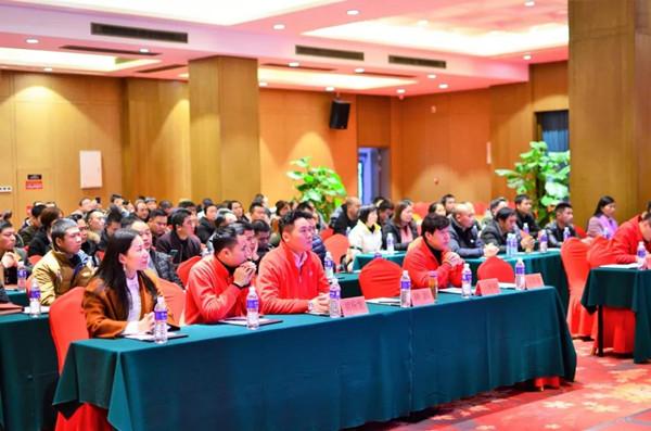 大手笔!行业首家包机会议,引领行业潮流的是哪家品牌?