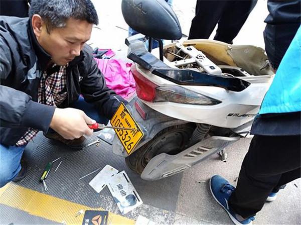 2月12日起郑州恢复电动自行车免费上牌 截止到3月底