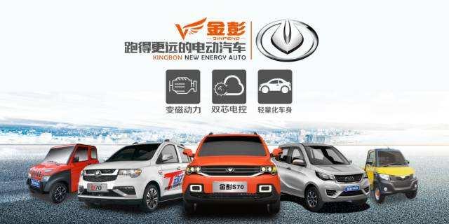 与长安平分秋色,金彭新能源纵横微型新能源汽车市场