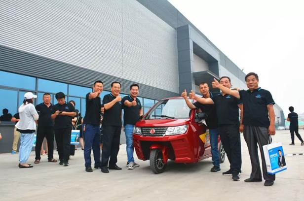 终于等到你!汉唐首款三轮超电轿预售发布!