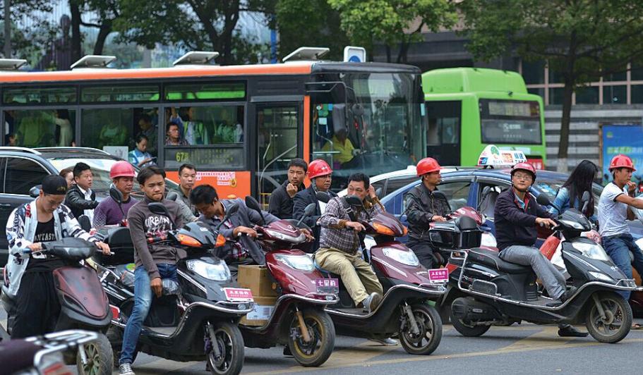常州实施电动车新规:交通违法将纳入征信体系