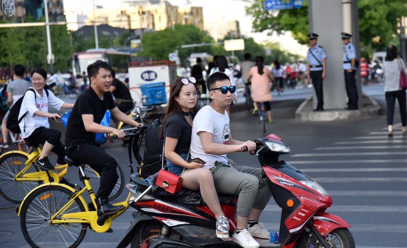 濟南將在全市嚴查飆車等交通違法行為
