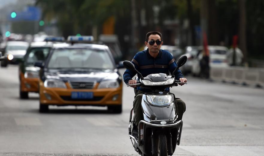 福州市政府回應主城區禁止電動自行車
