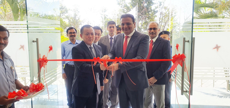 祝贺!!!星恒和印度Pinnacle达成战略合作