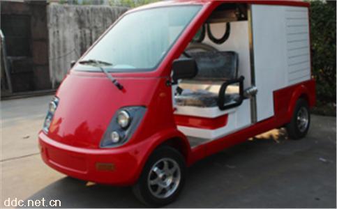 电动消防车的特点及优势