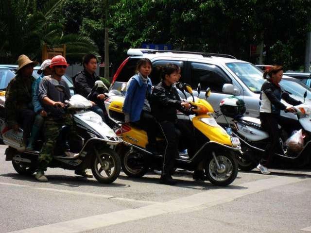 资讯下发通知:6月1日实施新政策严查电动车、摩托车