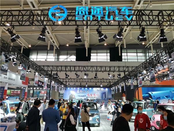 聚焦南京展   恩途展位人气不断,高品质产品获好评