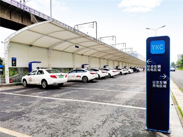 云快充(YKC)B2轮引入蔚来资本,此前已获宁德时代投资
