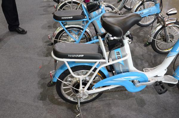 维动锂电池电动自行车-绿色低碳 维动电动自行车济南电动车风采展
