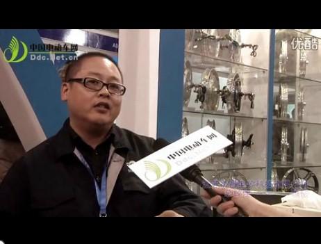 2013南京展专访协昌电子总经理顾韧:未来3-5年无霍尔电机将成主流