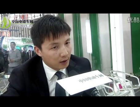 2013南京展专访江禾高科总经理李国纪:未来将常州精品做大做强