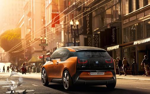 宝马汽车在美国发布i3纯电动汽车售价中v汽车如何广联达图纸手动图片
