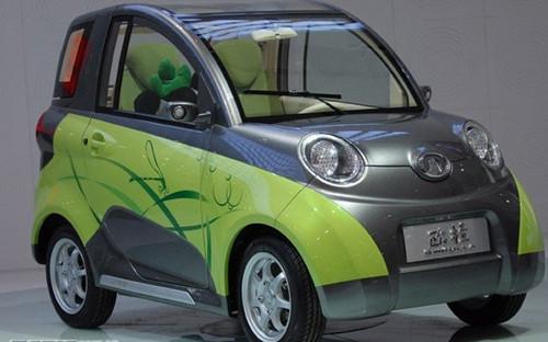 欧拉领跑 长城将批量化生产电动车高清图片