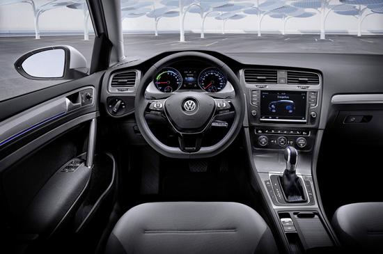 大众e Golf纯电动汽车拟2014年美国上市高清图片