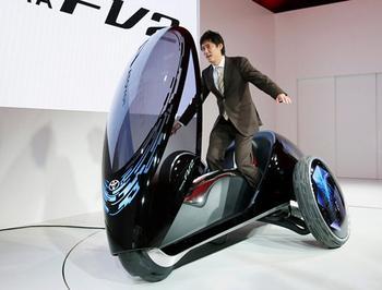 丰田引领电动汽车领域 变革个人交通工具