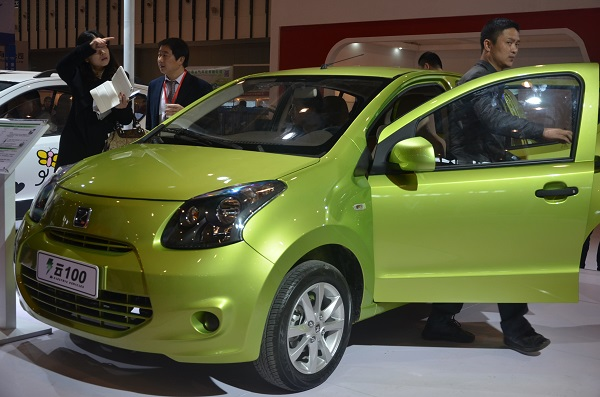 回顾济南展看南京 电动汽车的时代将来临