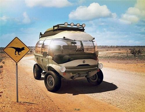 像火箭像公交的nimbus电动汽车