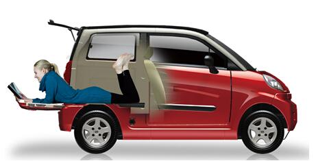 宏瑞电动汽车有奖征名活动开始啦高清图片