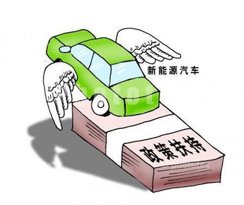 中国新能源汽车市场将在最近一两年超越美国市场