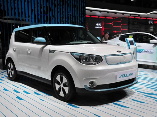 现代起亚集团新能源车计划 共22款车